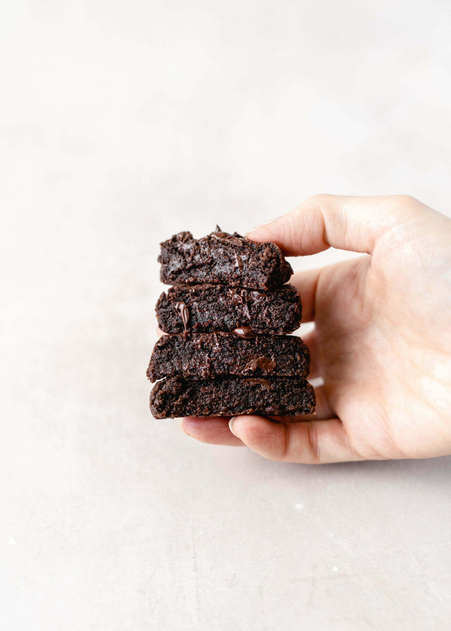 Brezglutenski brownie piškoti
