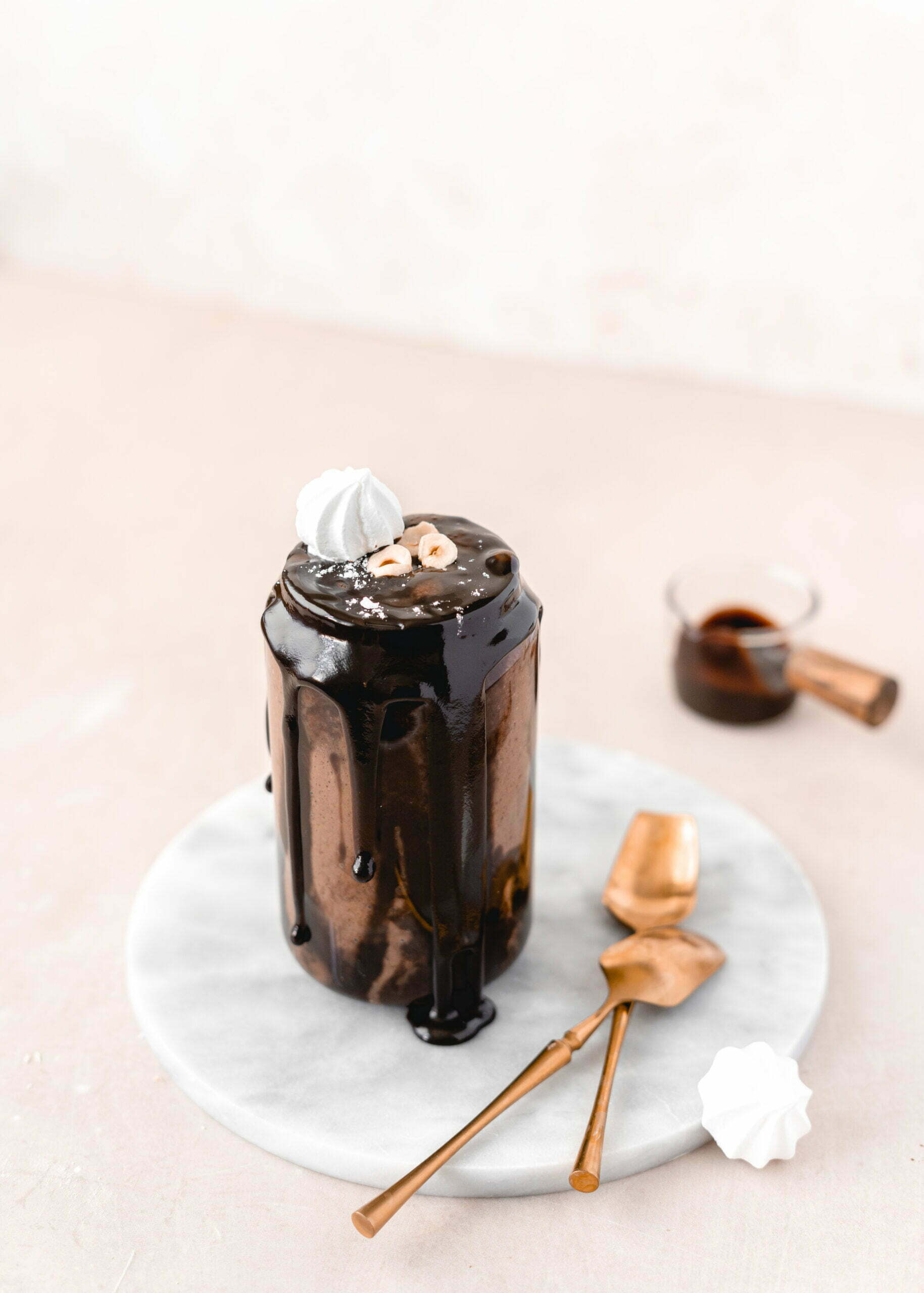 Lešnikova vroča čokolada