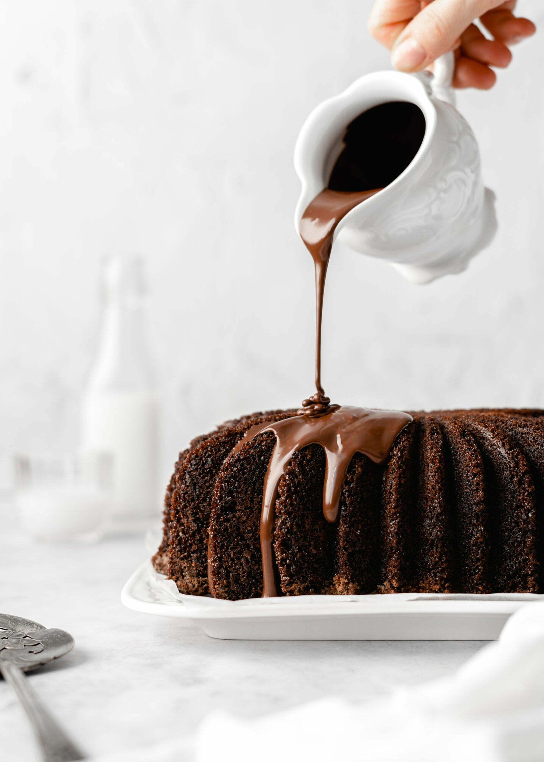 Čokoladen kolač z olivnim oljem