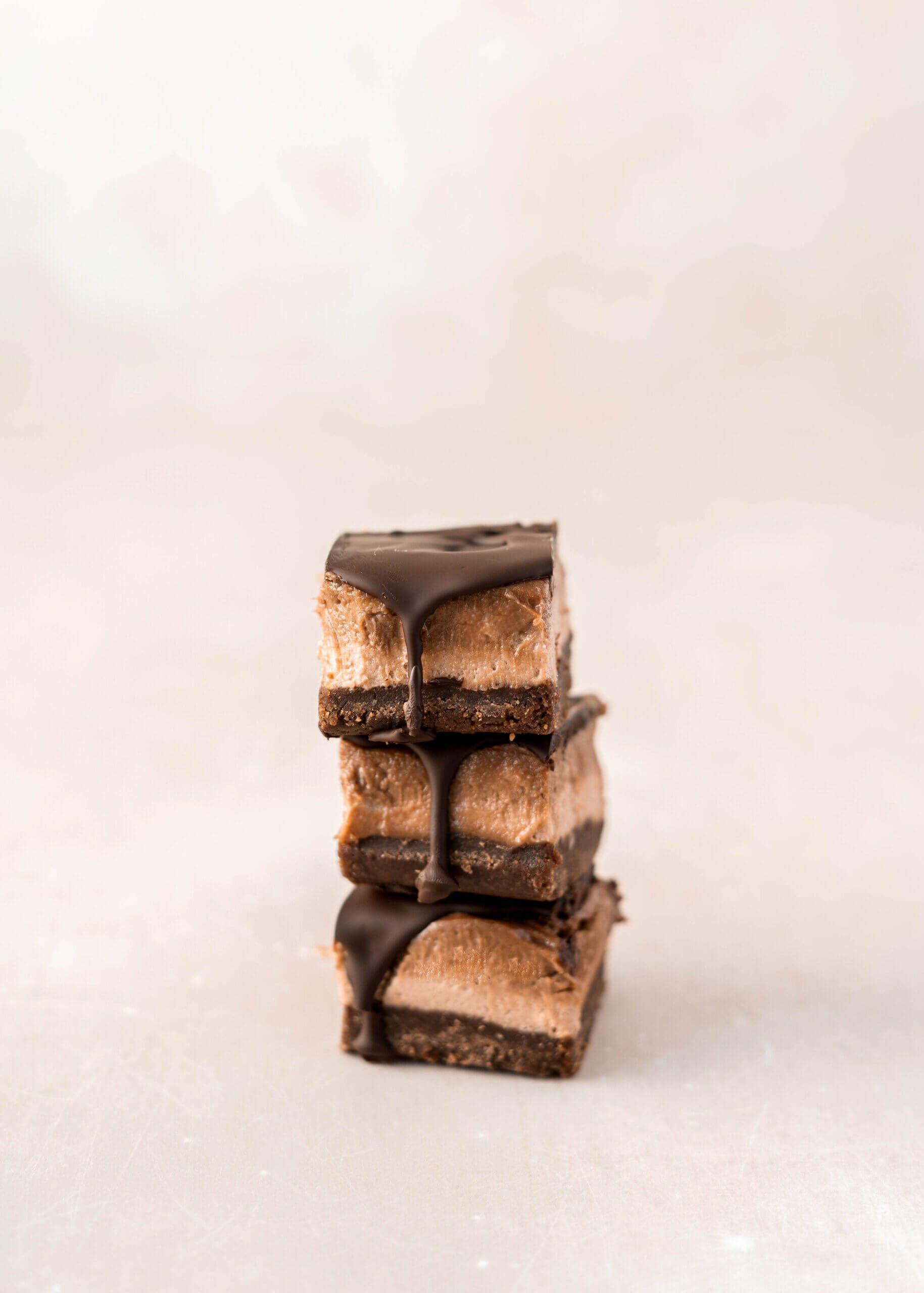 LCHF Čokoladni Cheesecake brez peke