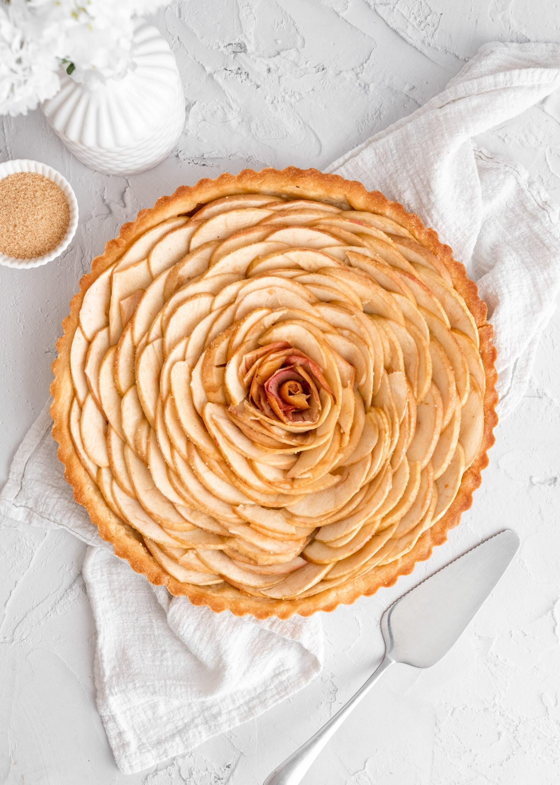 Jabolčna pita (Rosette)