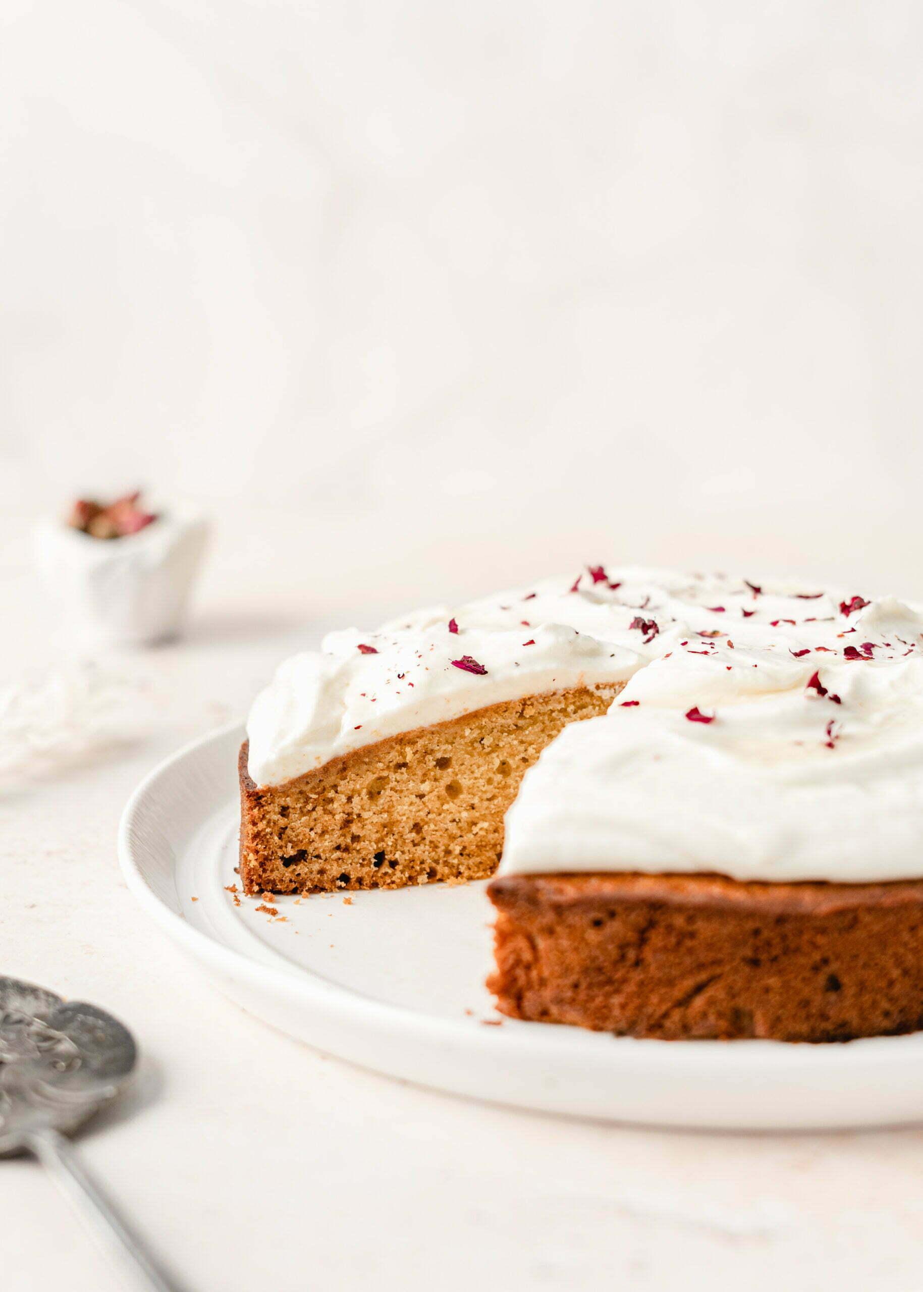 Medena torta brez sladkorja